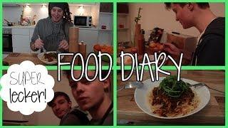Youtuber Haus FOOD DIARY - mit Ungespielt, Dner, Taddl und Ardy