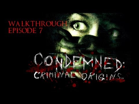 Condemned Criminal Origins (Xbox360) Ep 7 [ The Rat Hole Of Horrors]