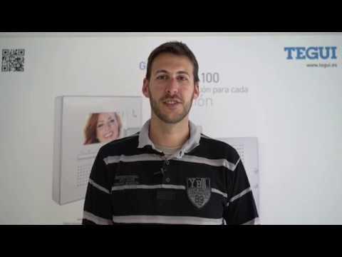 MATELCA 02 - Interfaz TEGUI BTICINO Para Telecámara