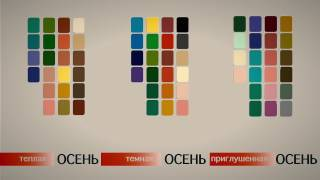 Алексан Мусаелян - Колористика. Урок№1. Цветотипы