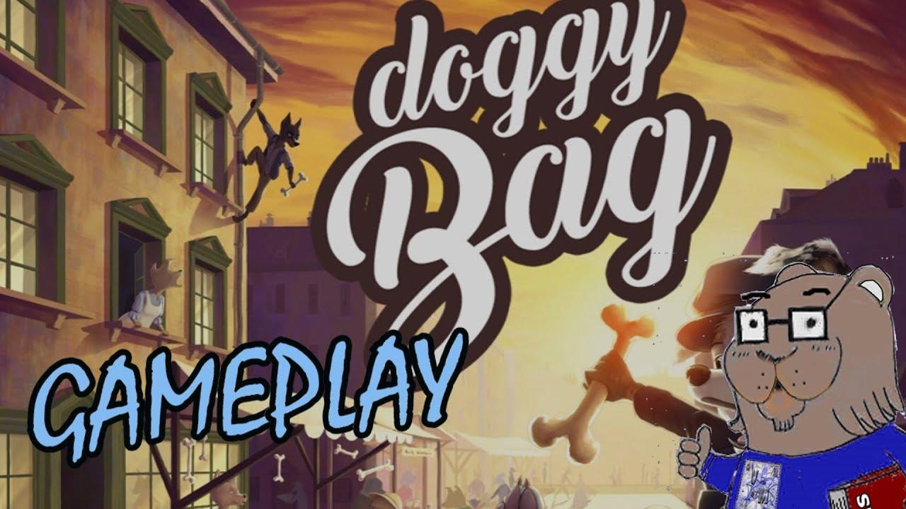 Doggy bag juego de mesa gameplay youtube for Viciados de mesa