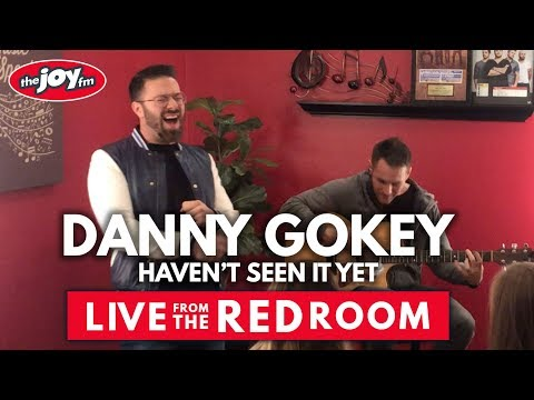 Danny Gokey - Haven't Seen It Yet Acoustic | Live from the Red Room