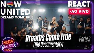 Baixar REACT AO VIVO: Reagindo a Now United: Dreams Come True - The Documentary (Parte 3)