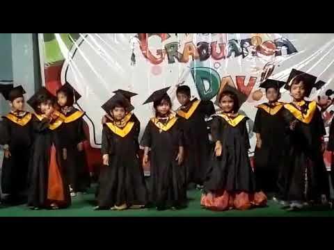 Guntur Oxford Graduation day