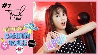 Ngọc Trinh - My Day #7 | Thử Thách Nhảy 5 Bài KPOP HOT [ KPOP RANDOM DANCE COVER]
