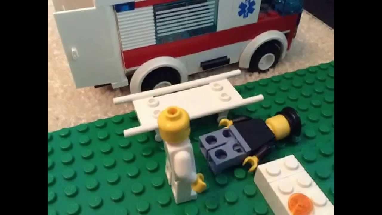 Lego Broken Arm YouTube - Lego minecraft hauser