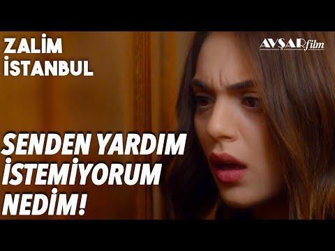 Nedim'in Yardımını Öğrenen Cemre İşi Reddediyor - Zalim İstanbul 32. Bölüm