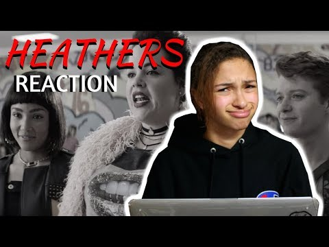 REACTING TO EPISODE ONE OF THE HEATHERS TV  issa mess