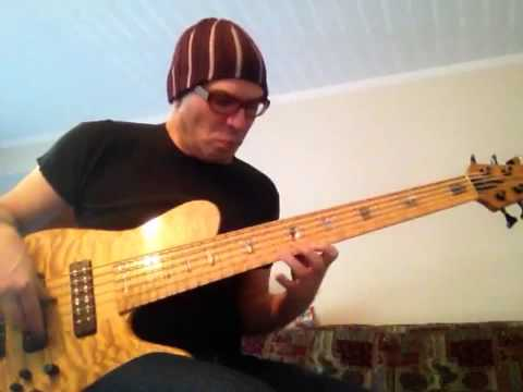 Download Jason Muscat plays Take the A Train on 6 string bass
