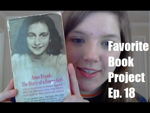 Anne Frank:The Diary of a Young Girl, Book Review-FBP Ep. 18