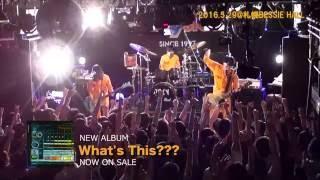 POLYSICS YouTube BLOG 0529 in 札幌BASSIE HALL