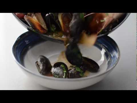 How to Make Mussels in a Fennel and White Wine Broth | Authentic Mussel Recipe | Allrecipes.com