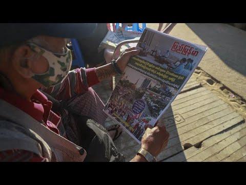 Birmania, el día después del golpe de Estado. Biden amenaza con sanciones