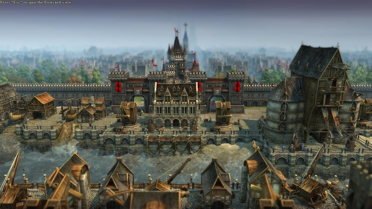 Anno 1404 venice a world of my own tour youtube anno 1404 venice a world of my own tour gumiabroncs Choice Image