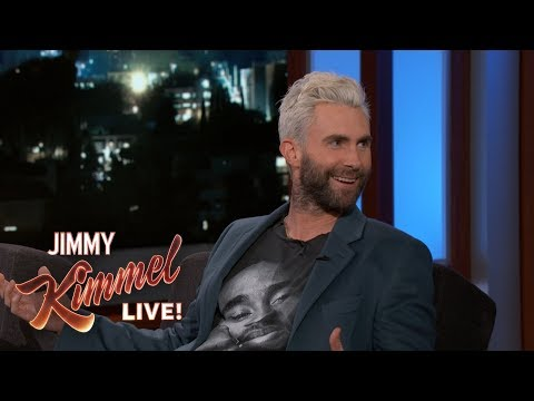 Download Youtube: Adam Levine Almost S**t Himself While His Wife Was in Labor