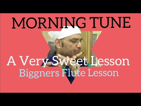 Morning Tune On Flute | Edited | Malgudi Days | Background Notations Available For Biggners