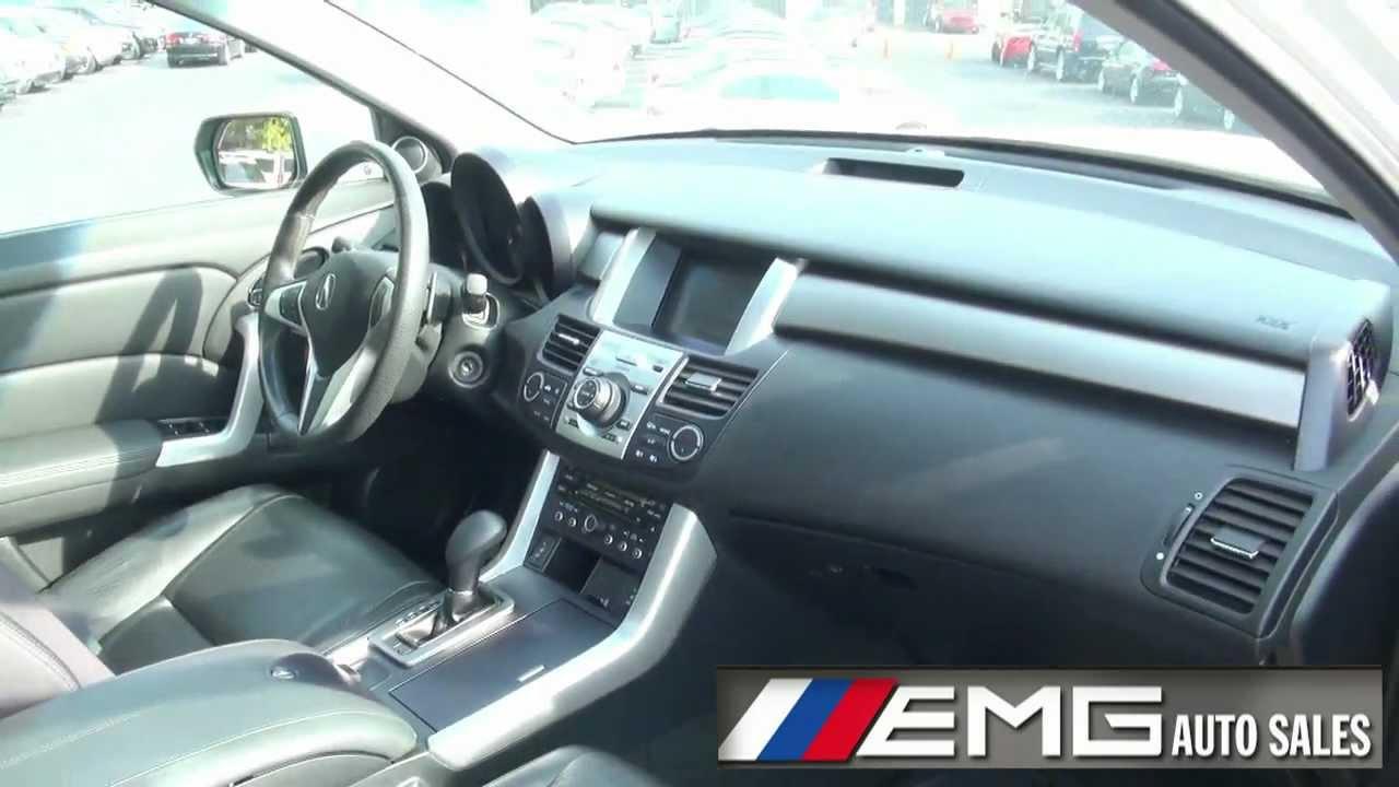2007 Acura RDX 2 3 Turbo SH-AWD