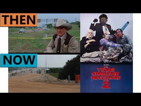 Texas Chainsaw Massacre 2 Filming Locations   Then & Now 1986 Austin & Bastrop