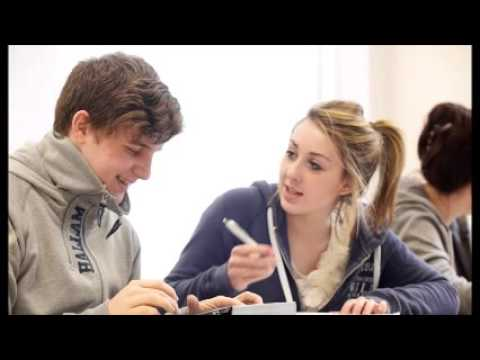 Dialogue between two students about the