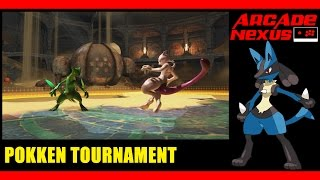 Video Pokken Tournament - Stage - Regi Ruins download MP3, 3GP, MP4, WEBM, AVI, FLV September 2018
