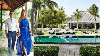 Step Inside Marc Anthony's House In The Dominican Republic!!!