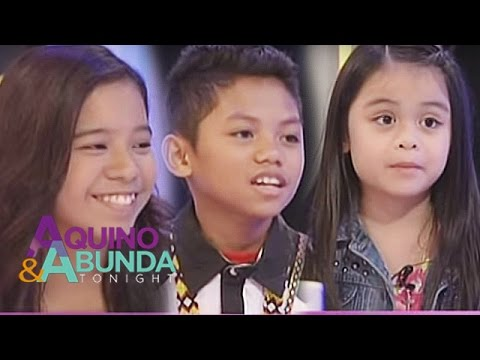 Sassa, Reynan, Esang share experiences from The Voice Kids Season 2