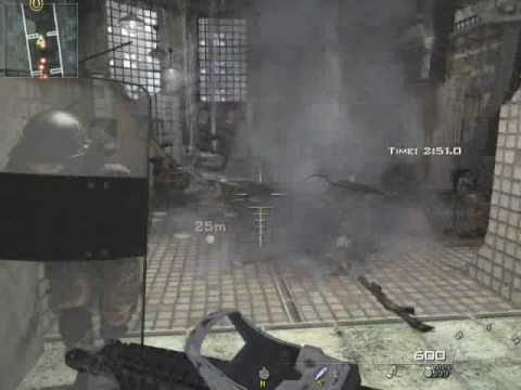 Call of Duty: Modern Warfare 2 - Breach and Clear solo speed-run