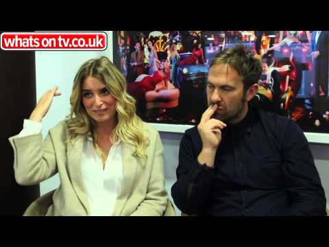 Emmerdale's Emma Atkins & Jason Merrells on their holiday in hell!