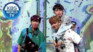 Wanna One-TriplePosition - Kangaroo | 워너원-트리플포지션 - 캥거루 [Music Bank COMEBACK / 2018.06.08]