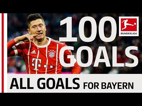 Lewandowski's Century - 100 Bayern Goals Mp3