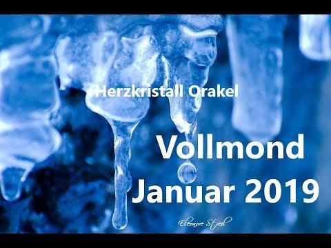 Das Orakel - Vollmond 21. Januar 2019 - Alles ist möglich!
