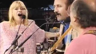 Peter, Paul and Mary - No Easy Walk To Freedom (Giant Stadium, East Rutherford, NJ - Jun 15, 1986)