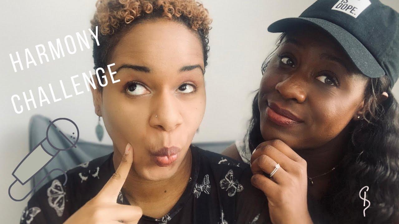 HARMONY CHALLENGE w/ Chante Enu