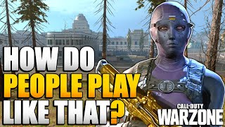 Spectating Funniest Solos in Warzone | CoD Solo BR Gameplay Breakdown Tips | #26