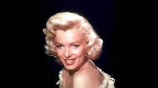 Marilyn Monroe ( Pretty Blue Eyes - Steve Lawrence version)