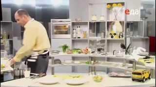Заправка для салата из свежих овощей мастер-класс от шеф-повара / Илья Лазерсон / Полезные советы