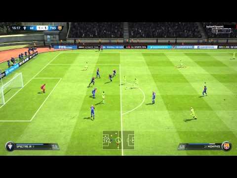 FIFA 15 Clubes Pro  ME EXPULSAN 5