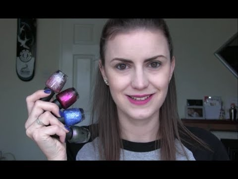 TBT Katy Perry Collection by Opi | Swatch & Review
