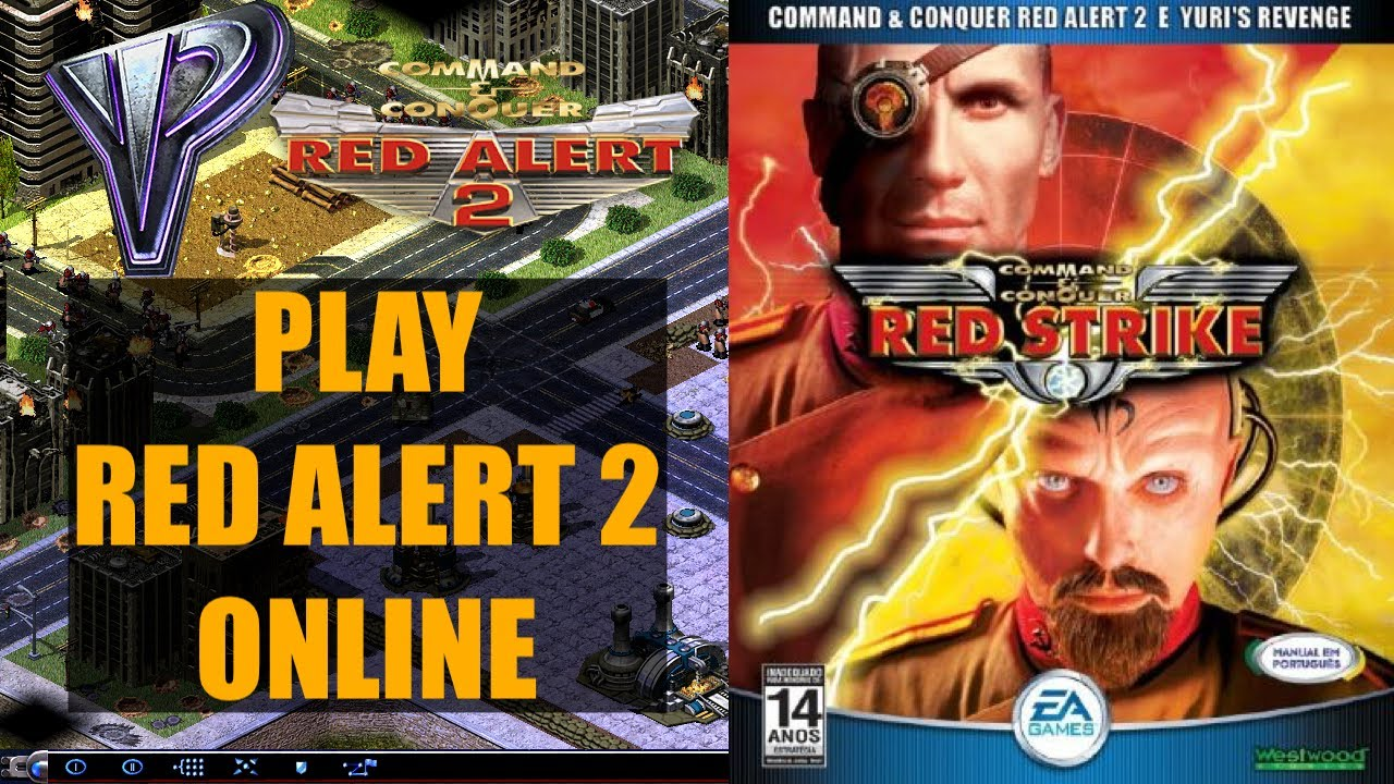 how to play red alert on windows 7