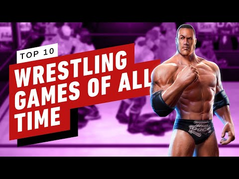 The 10 Best Wrestling Games Of All Time