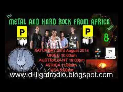 The Metal & Hard Rock From Africa Show Episode 8 Part 1