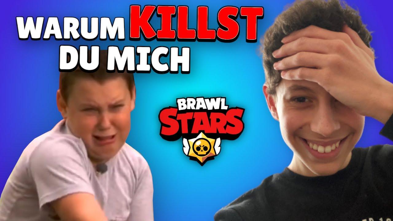 Ich STREAMSNIPE kleine STREAMER *ESKALIERT* #4 😈 Brawl Stars deutsch