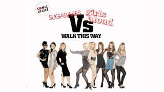 Girls Aloud Vs  Sugababes   Walk This Way
