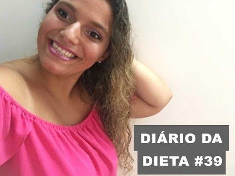 Diário da Dieta #39- DRENANTE FORTE PROZIS