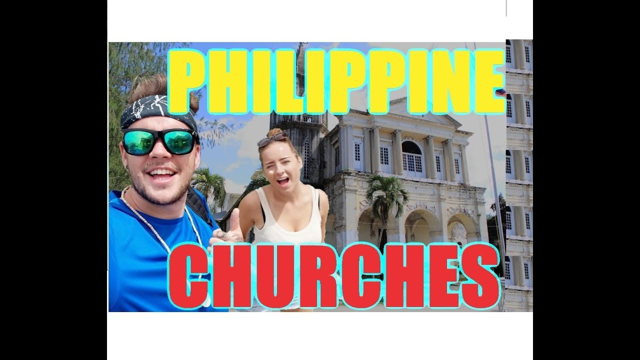 PHILIPPINE CHURCHES ARE AMAZING! English in the Philippines vlog ep.7