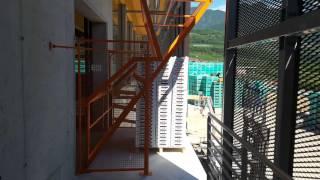 AM.SA barriera motorizzata laterale