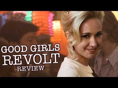 Good Girls Revolt   Genevieve Angelson, Anna Camp, Erin Darke
