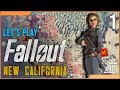 Fallout New California Mod #1: Won the Game & Scored a DATE | Let's Roleplay