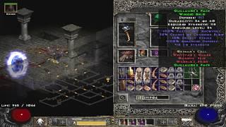 What is set item Winged Helm - Diablo 2