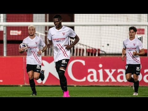 Abultada derrota del Sevilla Atlético ante el Linares (1-4)